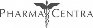 PharmaCentra logo_gray