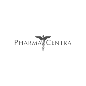 Pharmacentra logo_gray2