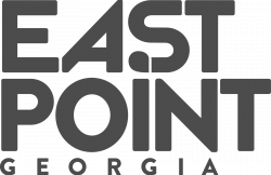 city of east point georgia logo gray